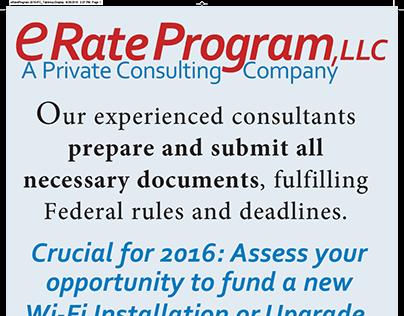 Erateprogram, LLC: Created national brand identity.