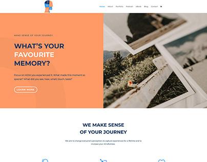 5Senses Website