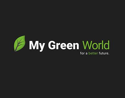 My Green World Brand Identity