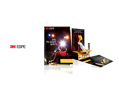 PRINT: 3M ESPE Clicker Dispenser Direct Mailer