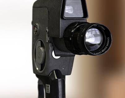 Canon Reflex Zoom 8-2