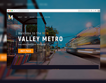Valley Metro Redesign