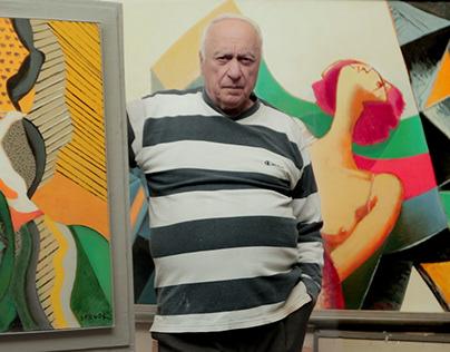 Sergo kenchadze painter