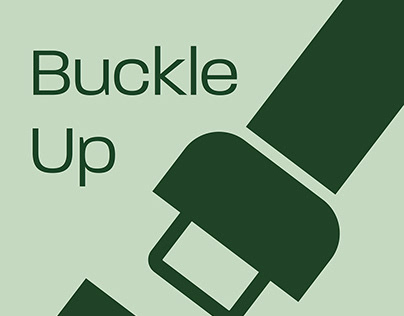 Buckle Up Poster
