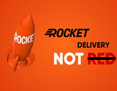Rocket Delivery - Orange Team