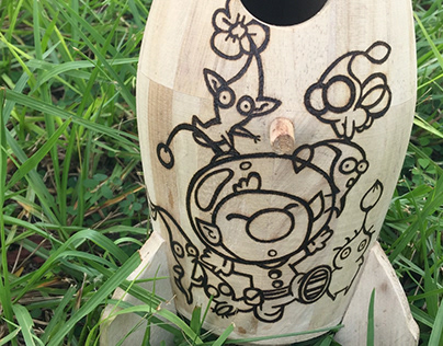 Fun With Pyrography