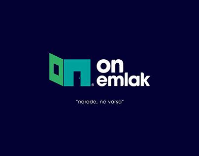 Logo: On Emlak
