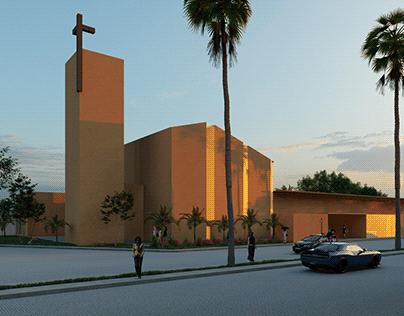 Centro Parroquial Sagrado Corazón de Jesus