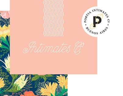 PORTIA Intimates Co.