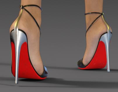 Fatale High Heels