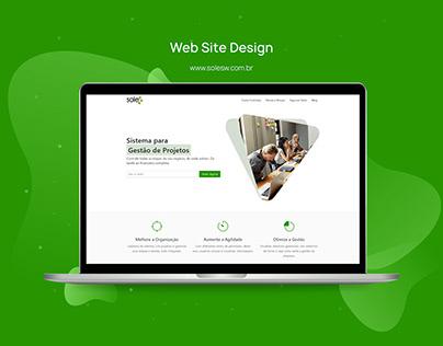 Website - Sole