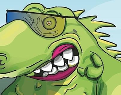 iguana Hugo