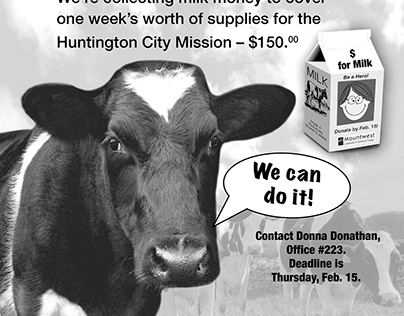 Are you Moooved to Help flyer