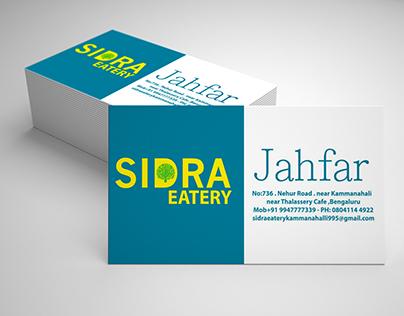 sidra eatery