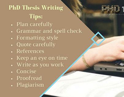 PhD Thesis Samples