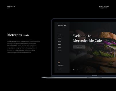 Mercedes-Me Cafe