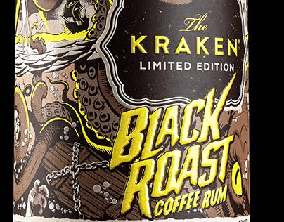 Kraken Black Roast Limited Edition Rum