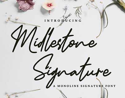 Midlestone Signature