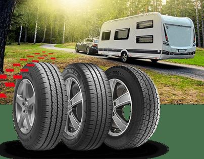 Tyre Tempo 100 newsletter