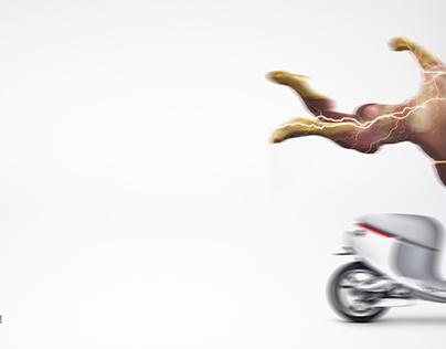 gogoro smartscooter平面系列廣告