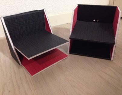Projet fauteuil