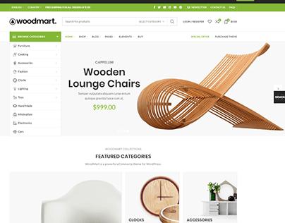 Wordpress - (Woocommerce | ecommerce)