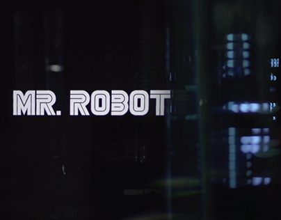 MR. ROBOT TITLES & PACKAGING