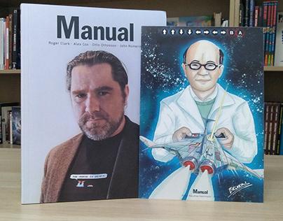 Revista Manual 6 - Ilustración Kazuhisa Hashimoto