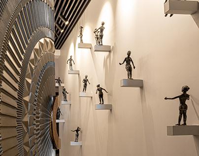 Residential Shoot- Sculpt Design Studio, Moti Nagar