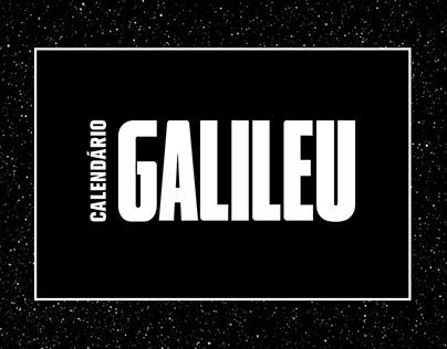 Calendário Astronômico - REVISTA GALILEU