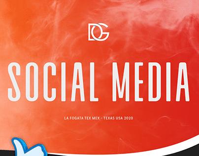 Social Media - La Fogata