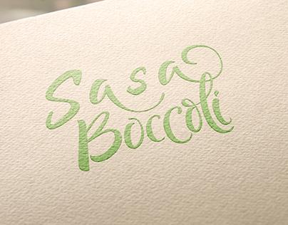Logo Design: Sasa Boccoli