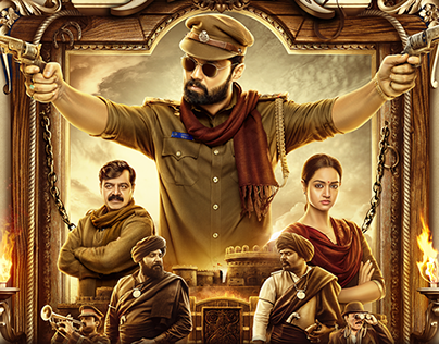 ASN movie official poster designs