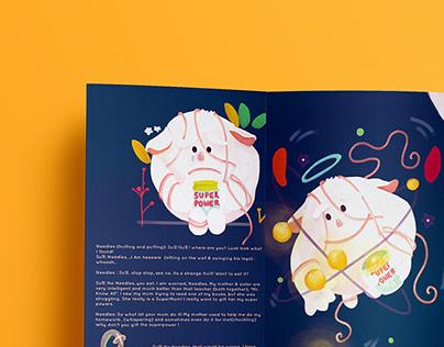 Sutra Brochure Design