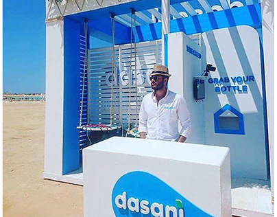 Dasani Activation/Branding