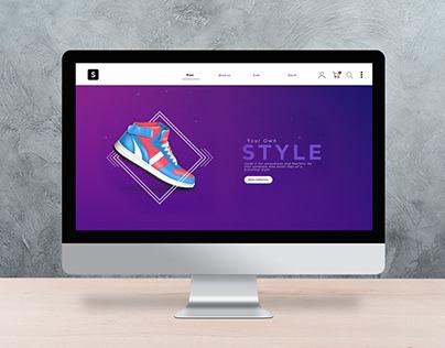 Sneaker Web