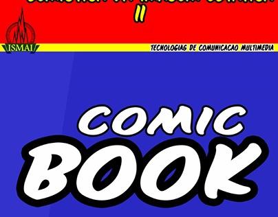 Comic Book - Semiotica IE II - ISMAI