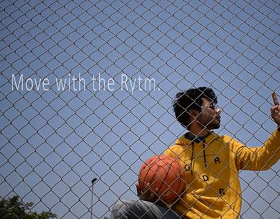 Advertisement of Rytm
