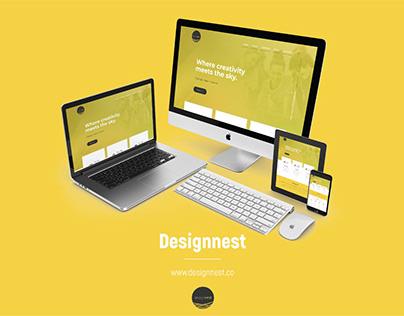 Web Design & Development - Designnest.co   Website