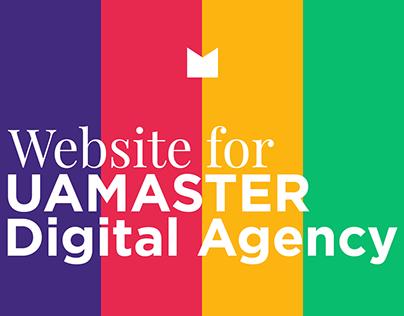 UAMASTER website