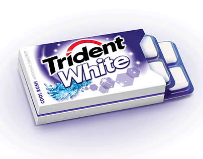 Trident White | Logo and Packaging Redesign