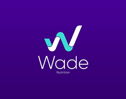 Identidade Visual - Wade Nutrition
