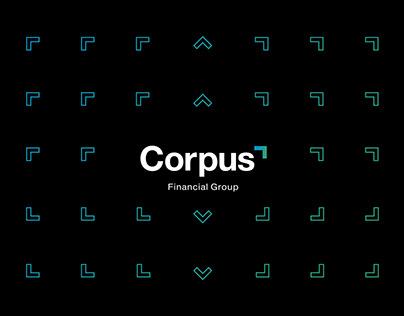 Corpus - Visual and Brand Identity