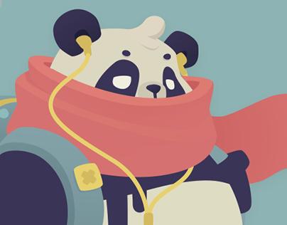 Panda Routine