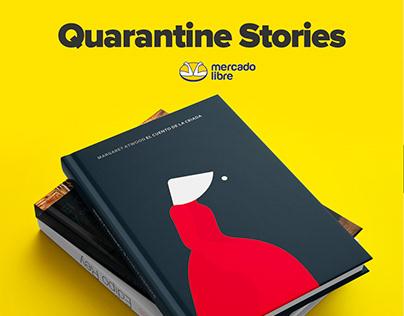 QUARANTINE STORIES RADIO