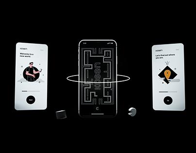 KOSEN - inclusive branding concept