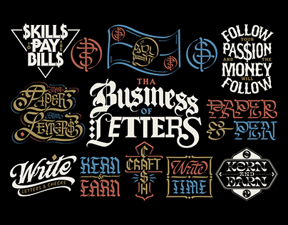 Tha Business of Letters