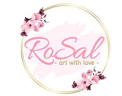 Diseño de Feed - Instagram - RoSal Art With Love