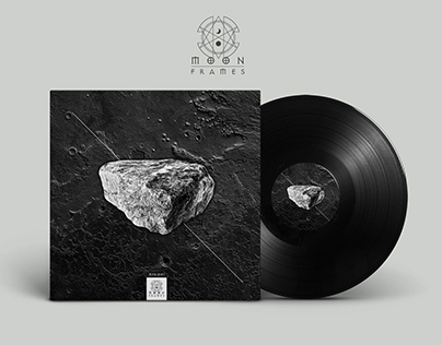 Vinyl Design MOON FRAMES #R001