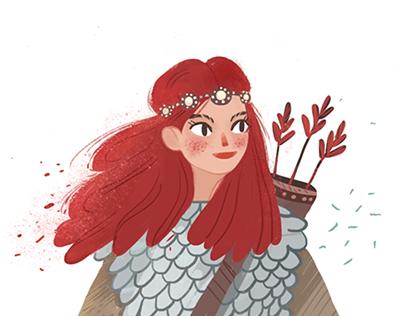 Warrior Princess (character)